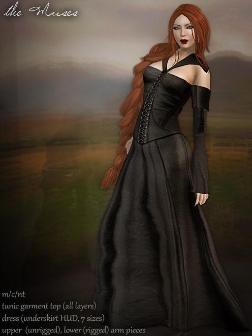 Shieldmaiden Poster Black