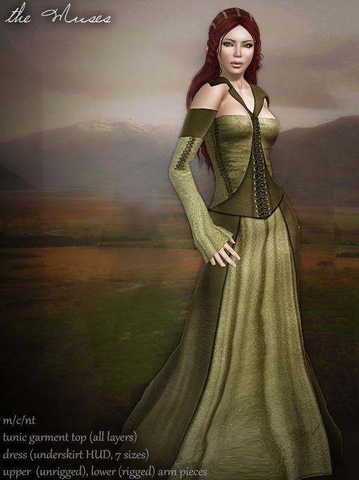 Shieldmaiden Poster Green02