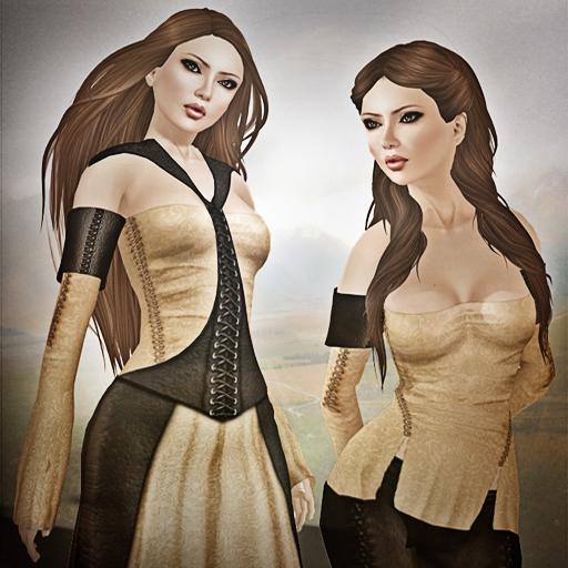 Shieldmaiden Poster Tunic