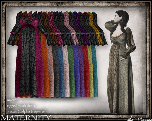 512 MP MArgaret Maternity All Colors