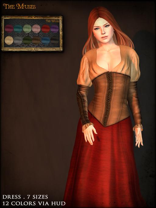 Poster mellei dress