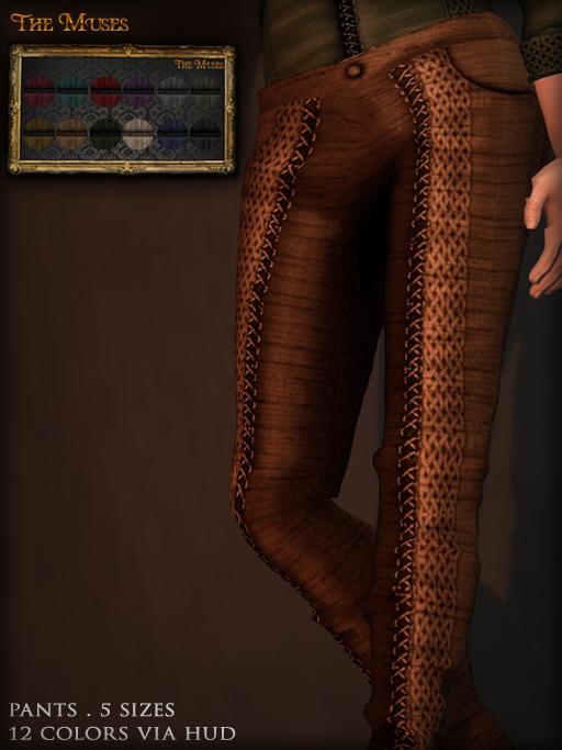 Poster ormund pants