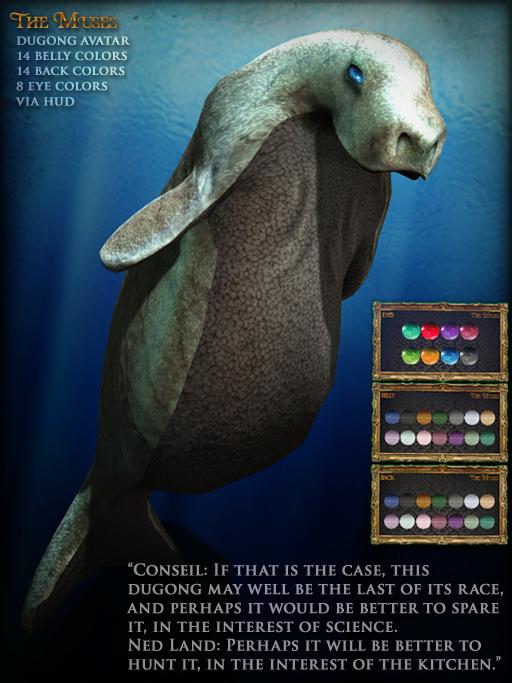 Dugong Poster