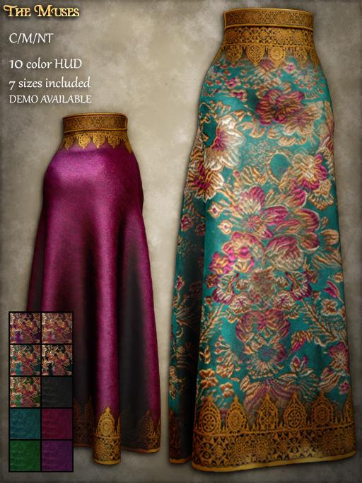 Poster Ariane Skirt