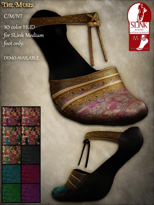 Poster Ariane Slipper