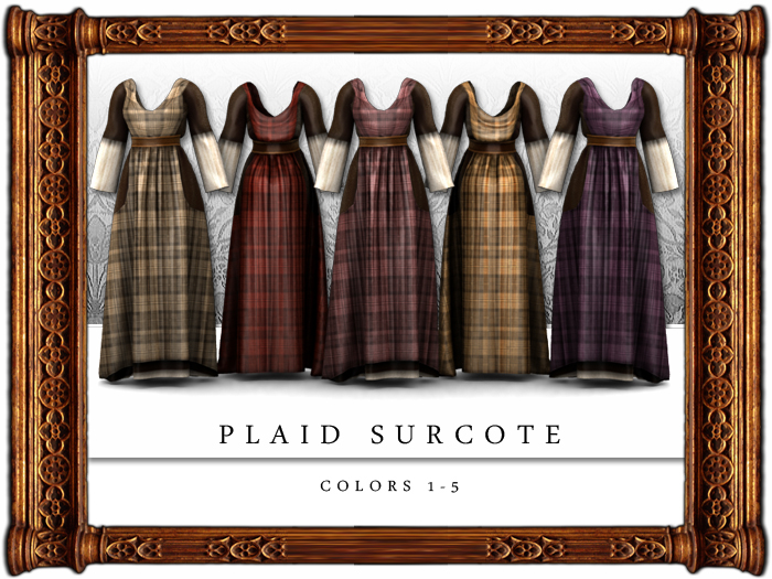 Plaid Surcote colors 1_5 copy