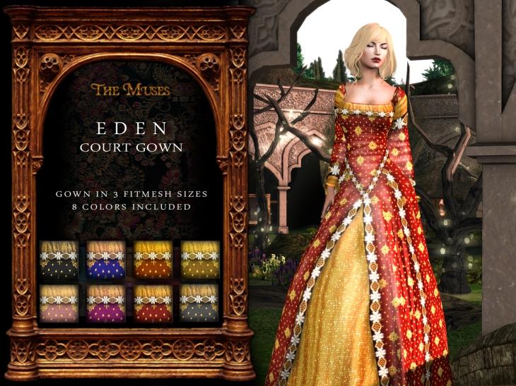 Eden main