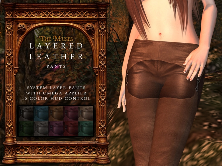 leather layered main
