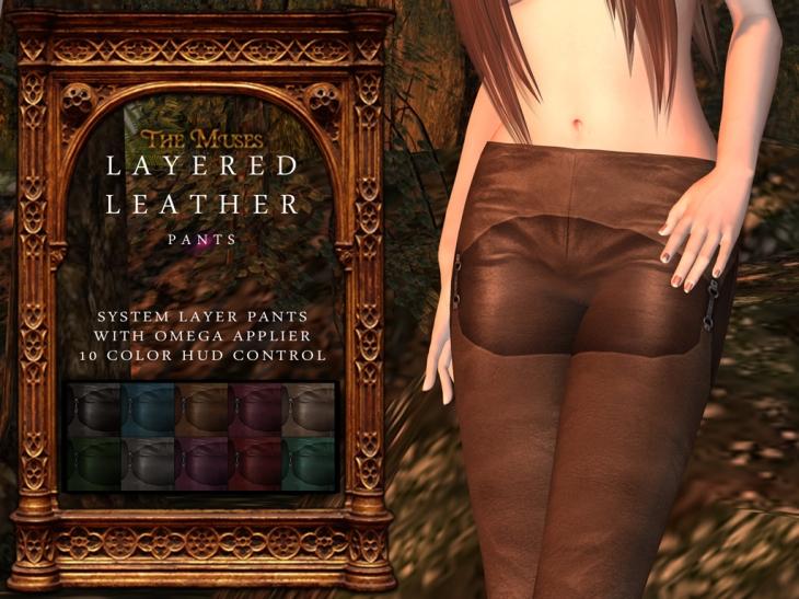 leather layered main