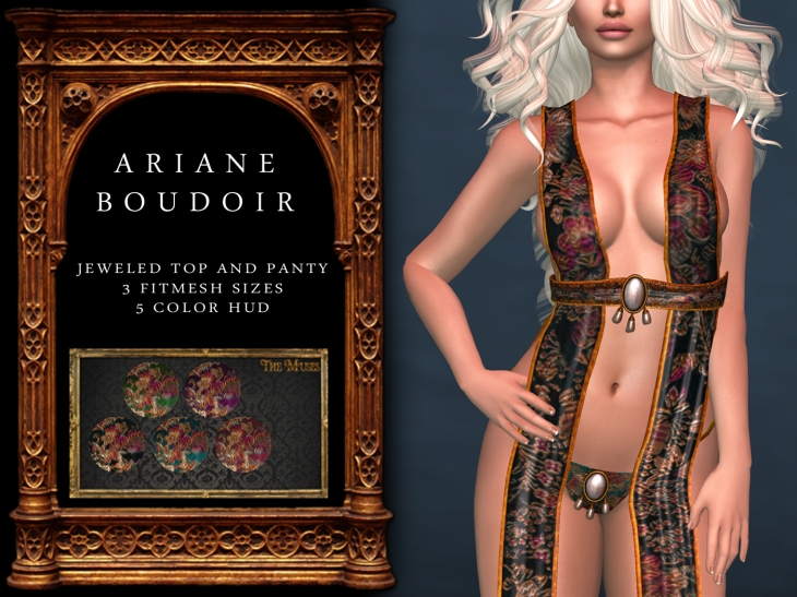 Display Ariane Boudoir