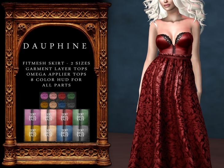 Display Dauphine